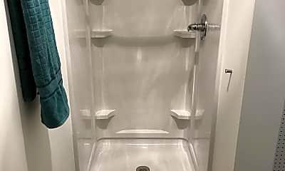 Bathroom, Base Ballard, 2