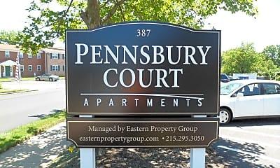 Pennsbury Court, 0