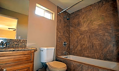 Bathroom, 732 N Washington Pl, 1