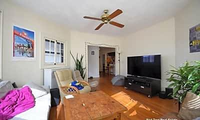 Living Room, 1474 Commonwealth Avenue, 0