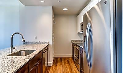 Kitchen, The Residences at Barnett, 1