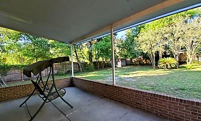 Patio / Deck, 1961 Afton Ln, 2