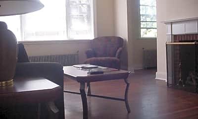 Living Room, Sheldon Apartments, 1