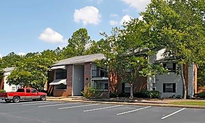 Building, Parkway Place Apartments, 0