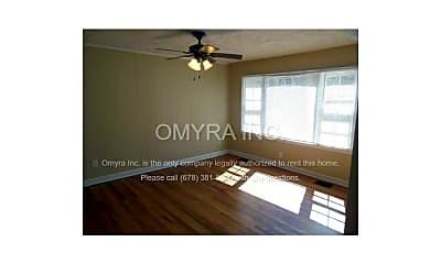Bedroom, 1376 Woodland Hills Dr NE, 1