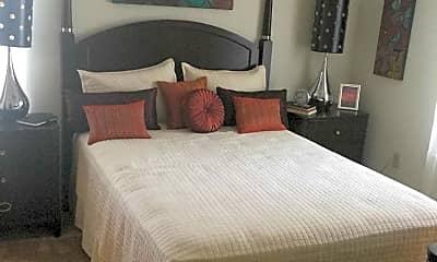 Bedroom, Carmel Canyon, 2