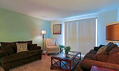 Living Room, Talbert Woods, 1