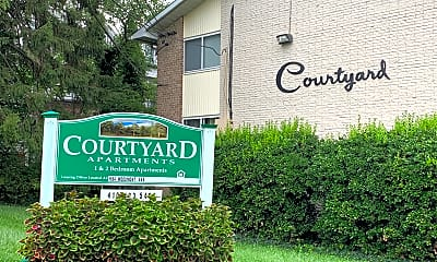 Courtyard Apartments, 1