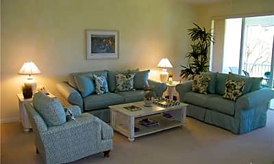 Living Room, 4650 Yacht Harbor Dr 123, 1
