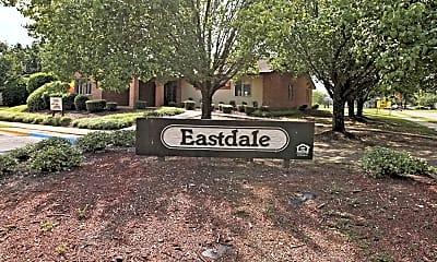 Community Signage, Eastdale Apartments, 2