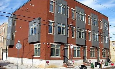 Building, 806 N 19th St, 2