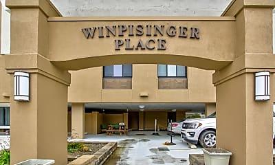 Building, William Winpisinger Apartment, 0