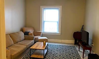 Living Room, 412 Alden Ave 4, 2