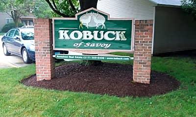 Kobuck Apartments, 1