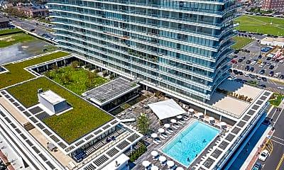 Building, 1101 Ocean Ave 805, 1
