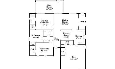 Building, 228 Bitterwood St, 1