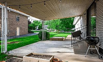 Patio / Deck, 238 Elysian Fields Rd, 2