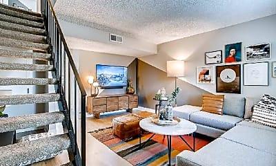 Living Room, 2501 Hurley Way, 2
