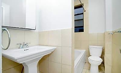 Bathroom, 623 W 207th St, 2