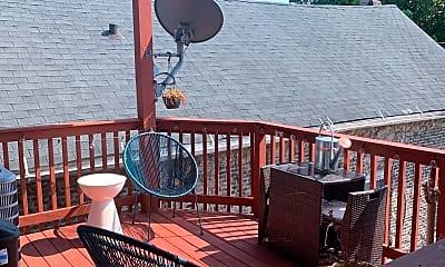 Patio / Deck, 1510 N. Elk Grove 2, 1
