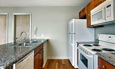 Kitchen, 8520 Hickory St, 1