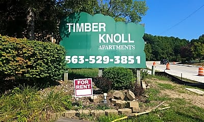 Timber Knoll Apartments, 1