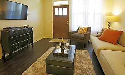 Living Room, The Reserve At Johns Creek Walk, 1