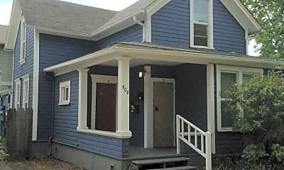 Building, 608 E 15th Ave, 0