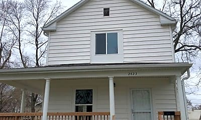 Building, 2423 Bristol St, 0
