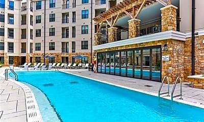 Pool, 1351 E Morehead St, 0
