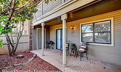 Patio / Deck, 11431 Springhollow Rd #1305 ~ Downstairs, 1