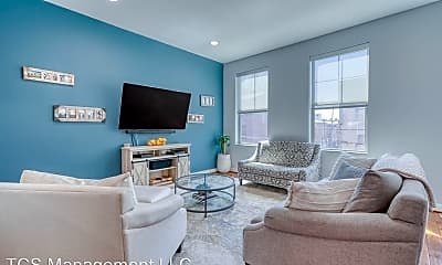Living Room, 1415 S 5th St, 1