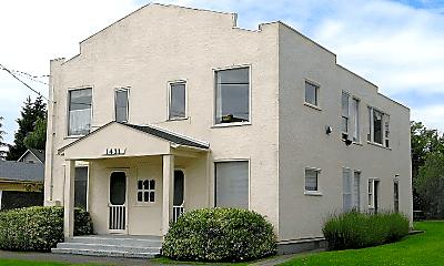 Building, 1411 I St, 0