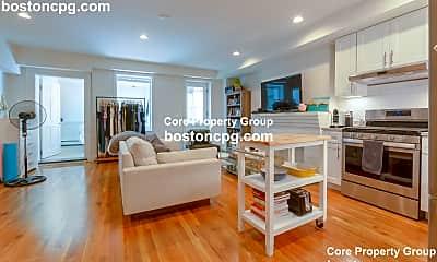 Living Room, 233 Beacon St, 0