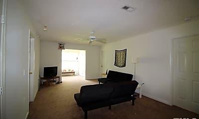 Living Room, 2020 University Woods Rd 203, 2