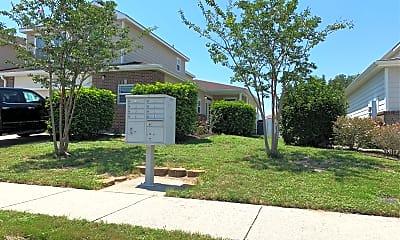 Keesler Family Housing, 2