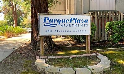 Parque Plaza, 1