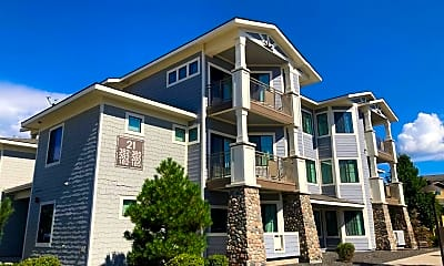 Building, Elevation Apartments, 2