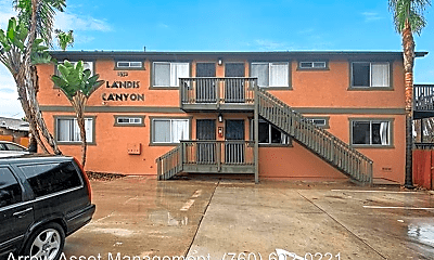 Building, 3553 Landis St, 0