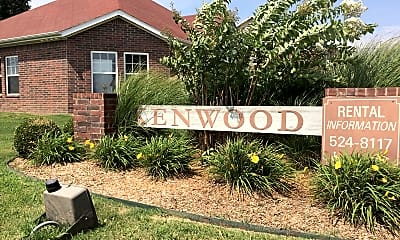 Kenwood Apartments, 1