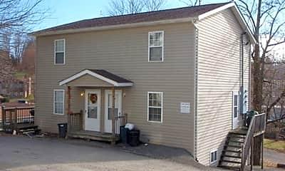 Building, 1112 Burns St, 1