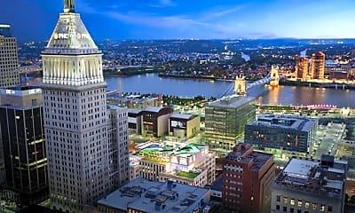 City Club Apartments / CBD Cincinnati, 1