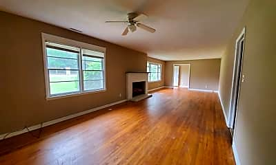 Living Room, 1210 Fair Rd, 1
