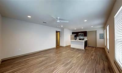 Living Room, 6304 Prospect Ave 201, 1