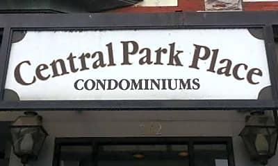 Central Park Place - CT, 1