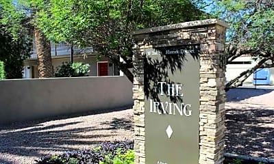Community Signage, The Irving, 0