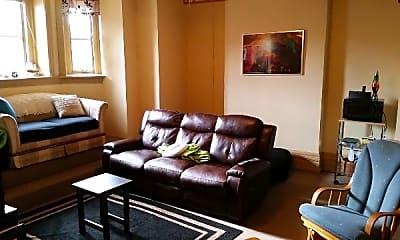 Living Room, 305 E 3rd Street, 1
