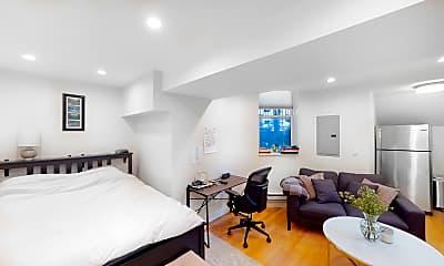 Bedroom, 1 Gloucester Street, #BF, 2