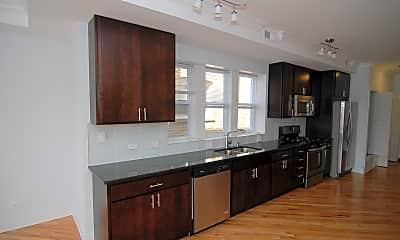 Kitchen, 6134 N Washtenaw Ave, 1