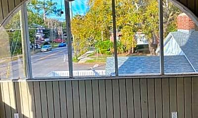 Patio / Deck, 3654 Herschel St, 1